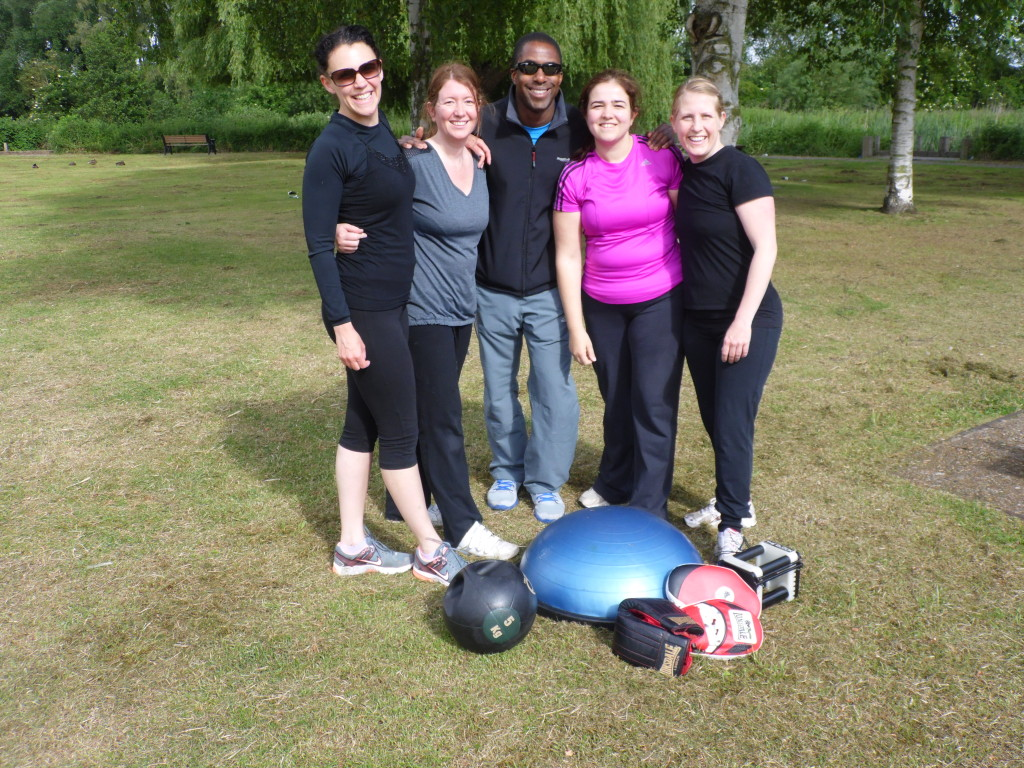 Fat loss circuits in epping