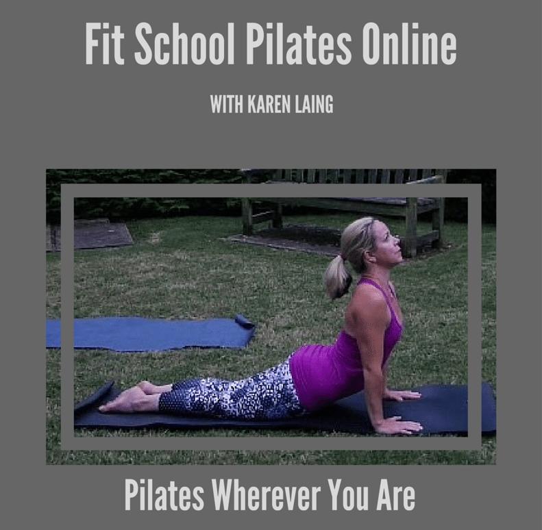 Fit School Pilates Online
