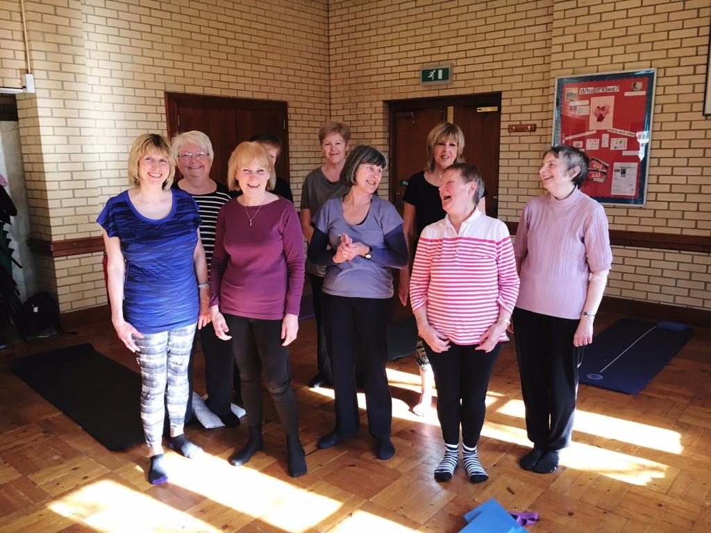 Mindfulness Pilates Workshop