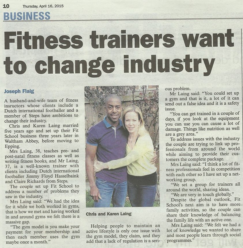 Fit School Epping